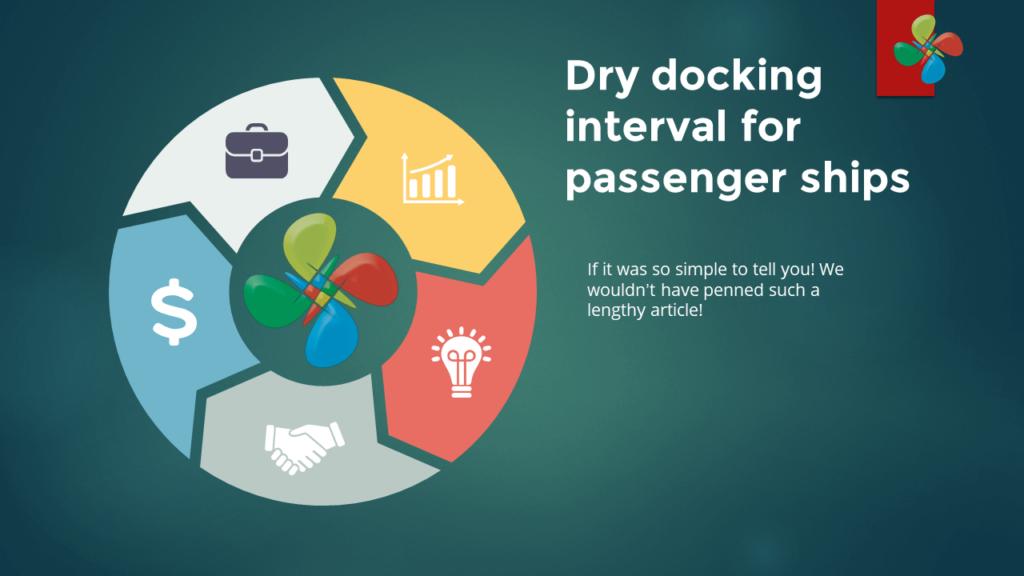 Dry docking interval for passenger ships